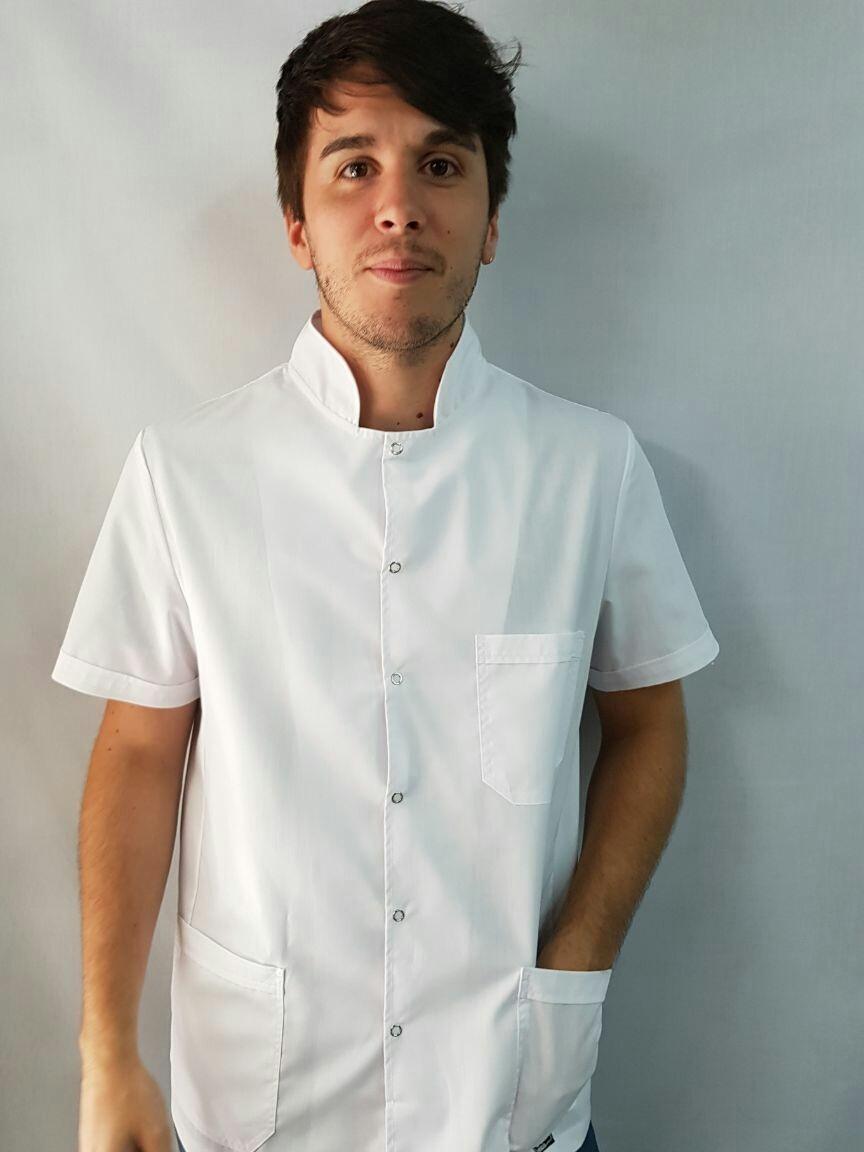 uniforme chaqueta blanca para hombre. Cargando zoom. 8b37b6ba2b8ca
