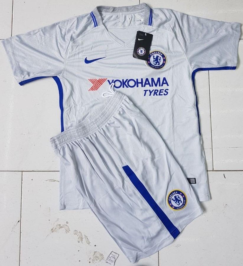 Uniforme Chelsea Original -   550.00 en Mercado Libre 96195212700b3