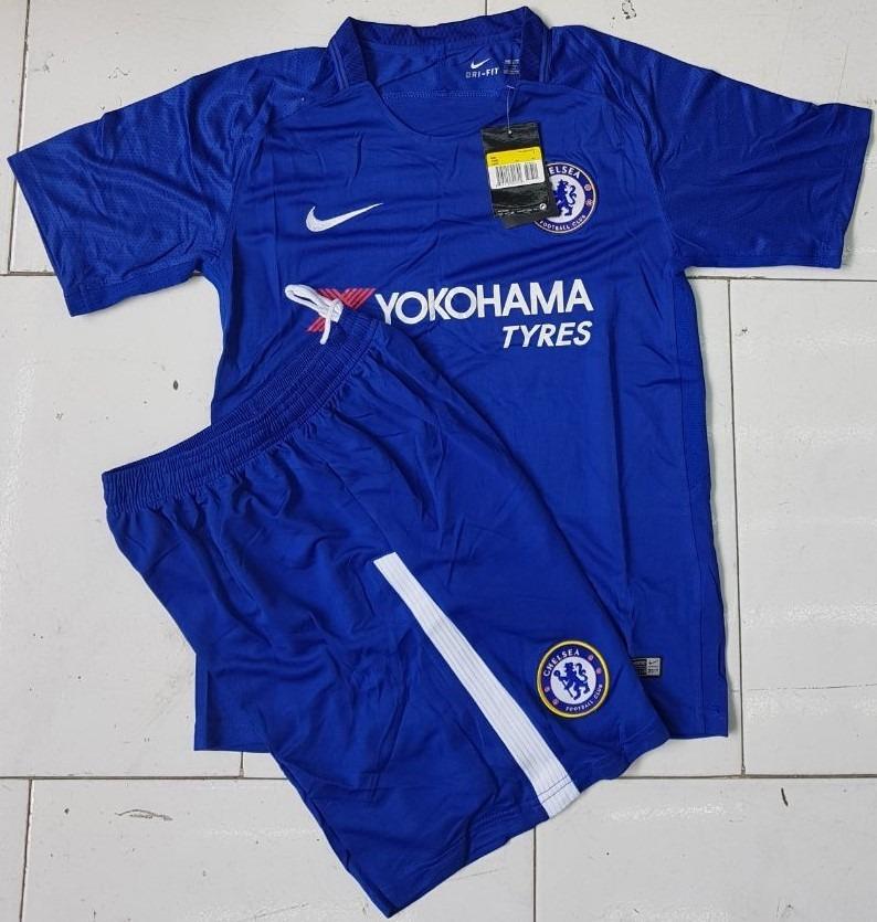 Uniforme Chelsea Original Azul -   550.00 en Mercado Libre ef89248a9bd6d