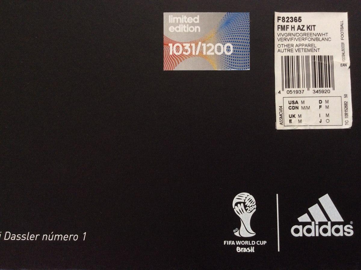 f4b751e1bd618 uniforme completo méxico adizero 2014 adidas en caja foliado. Cargando zoom.