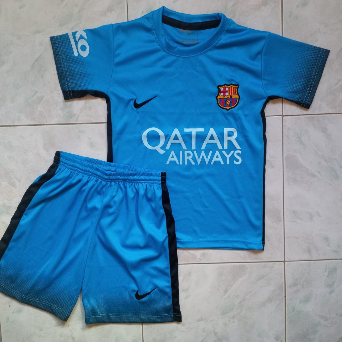 4f52d57e07e09 uniforme del Barcelona niños