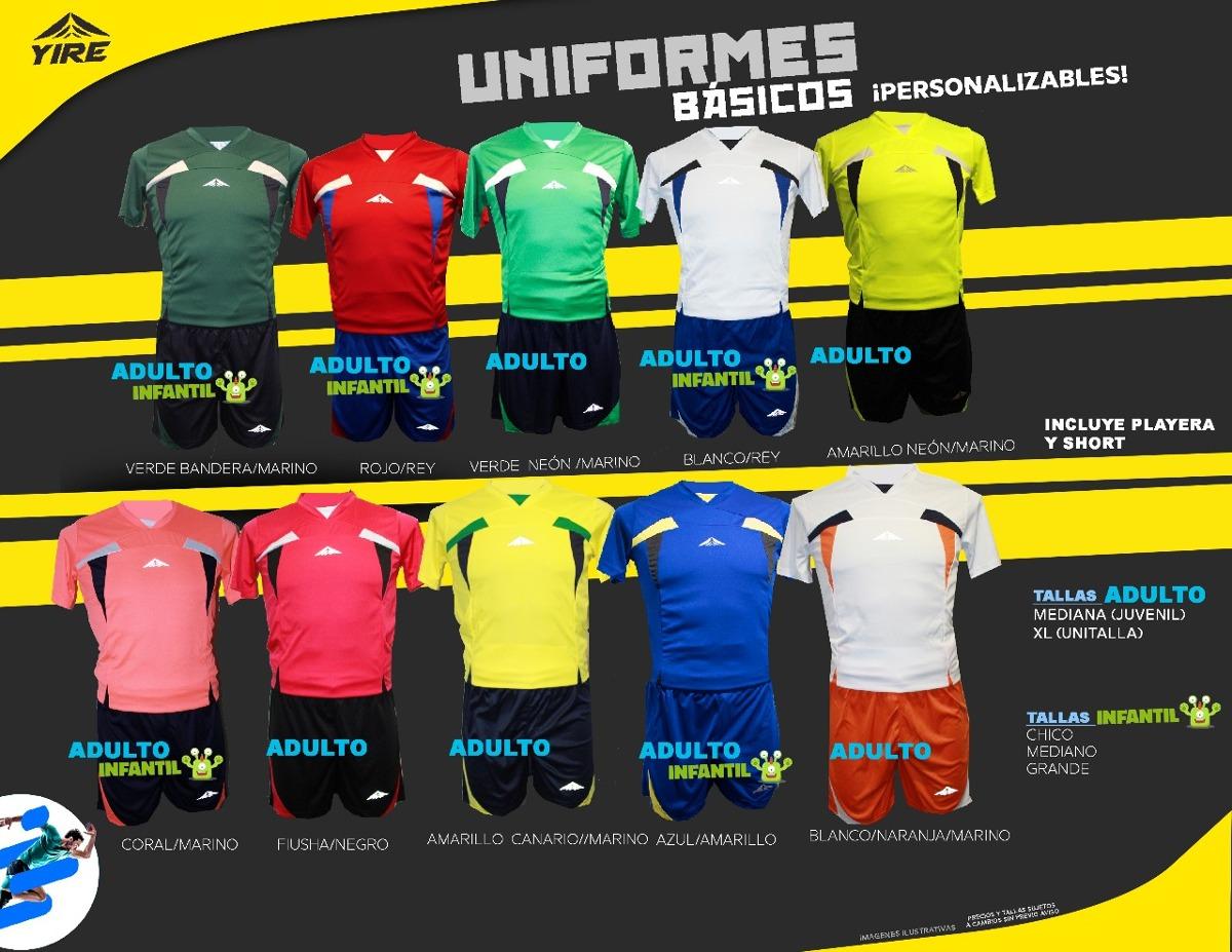 f4ed912f266ce Uniforme Conjunto Basico Kappa (jersey Y Short ) -   239.00 en Mercado Libre
