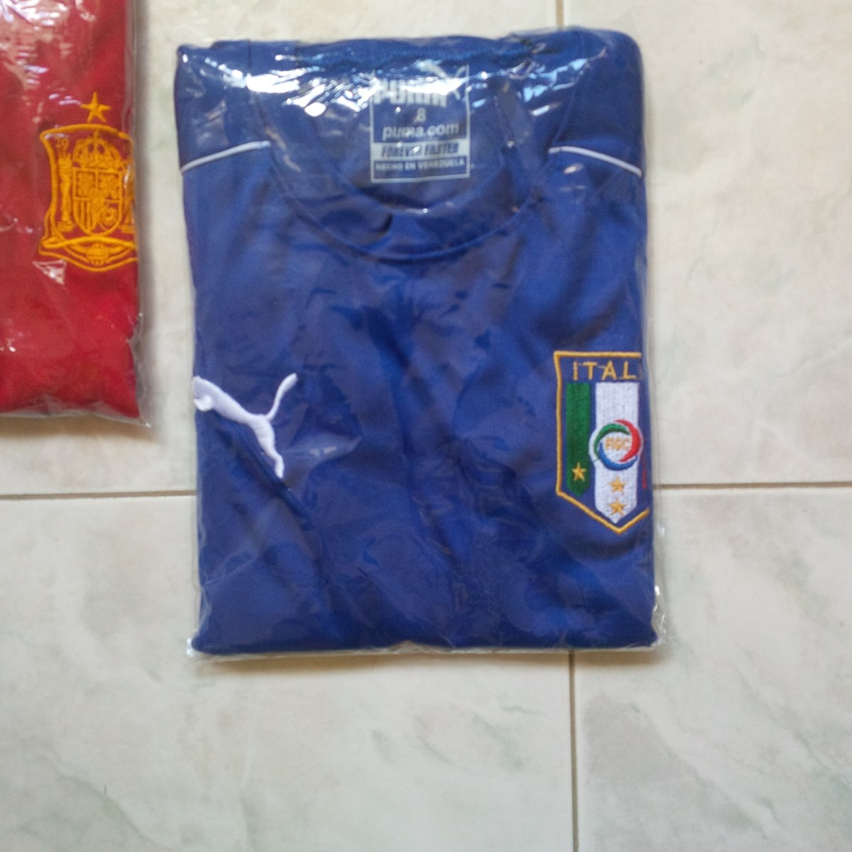 uniforme conjunto italia local eurocopa 2016 niños. Cargando zoom. be931d0166da0