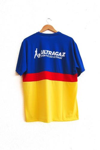 uniforme conjunto ultragaz(1 camiseta e 1 calça)