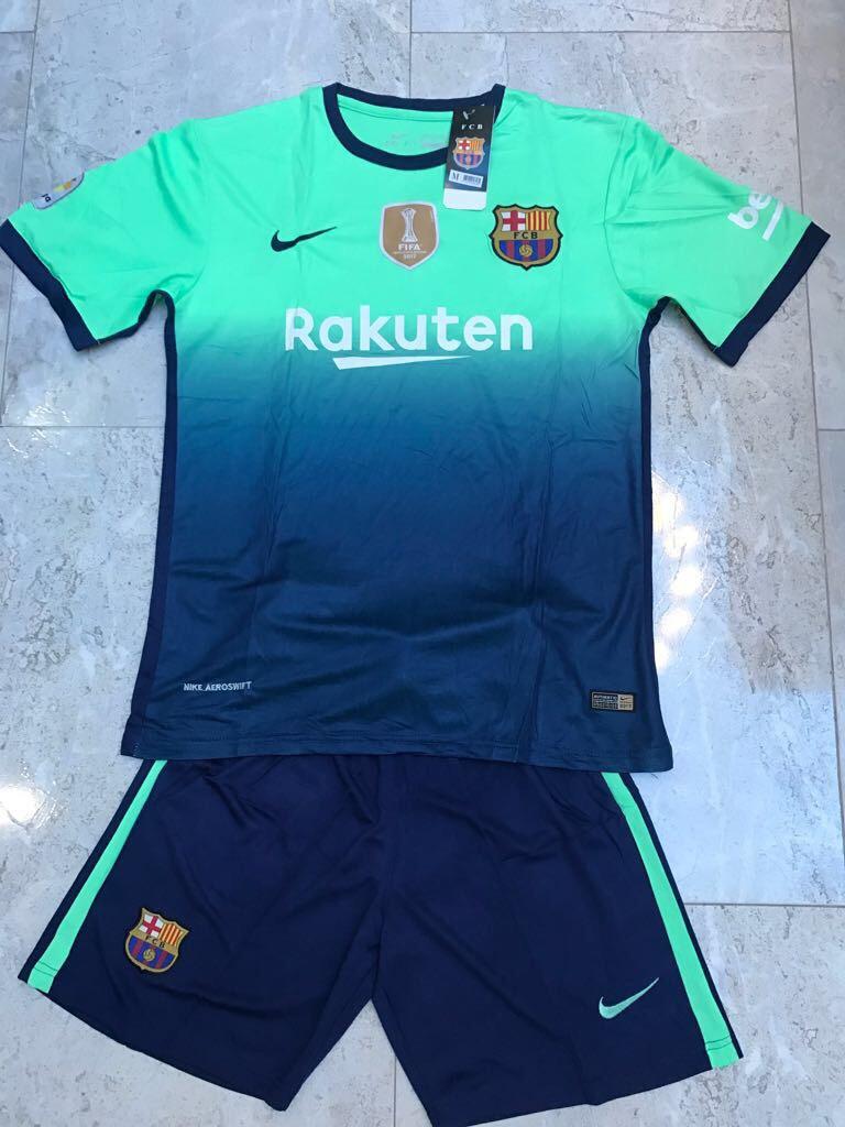 uniforme del Barcelona nuevo