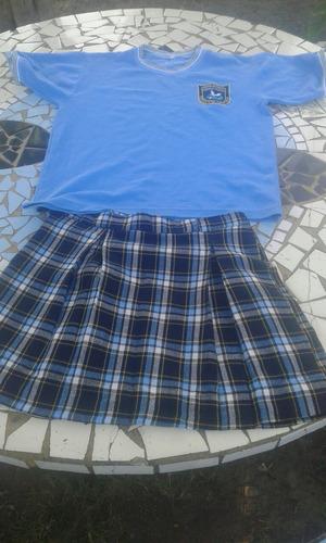 uniforme de colegio fundacion cristiana
