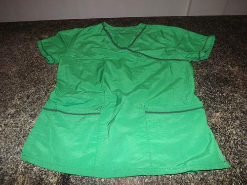 uniforme de enfermera verde talla s