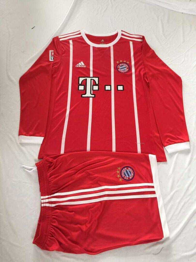 Uniforme De Fútbol Bayern De Múnich Manga Larga -   39.900 en ... 27a2c863a8dfd