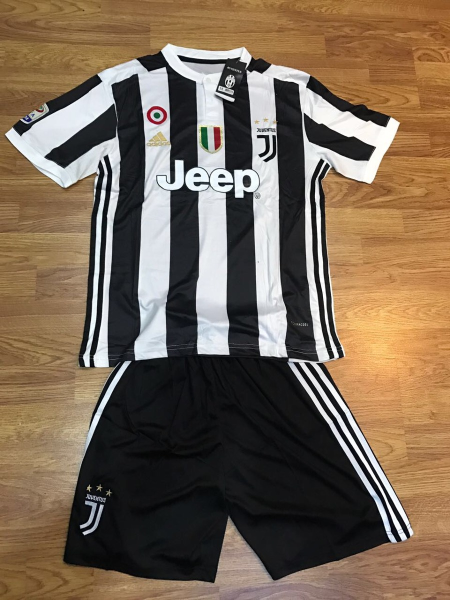 uniforme Juventus hombre