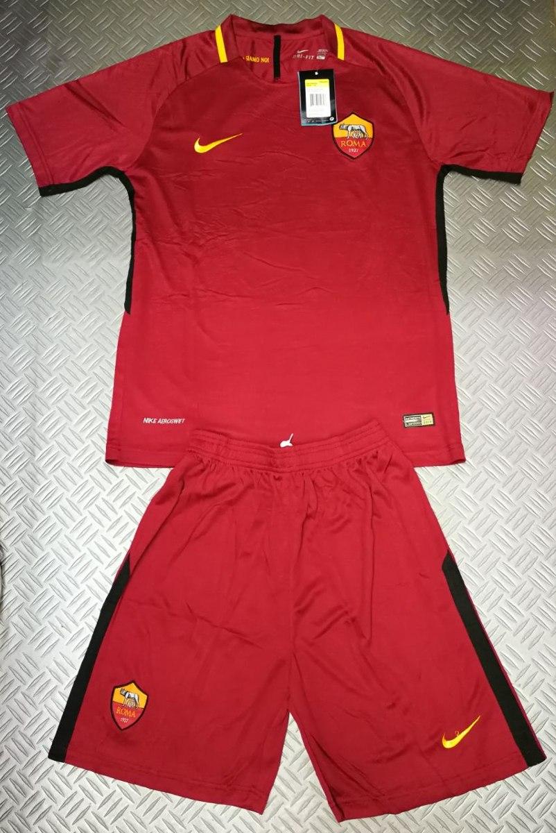 traje de futbol ROMA nuevas