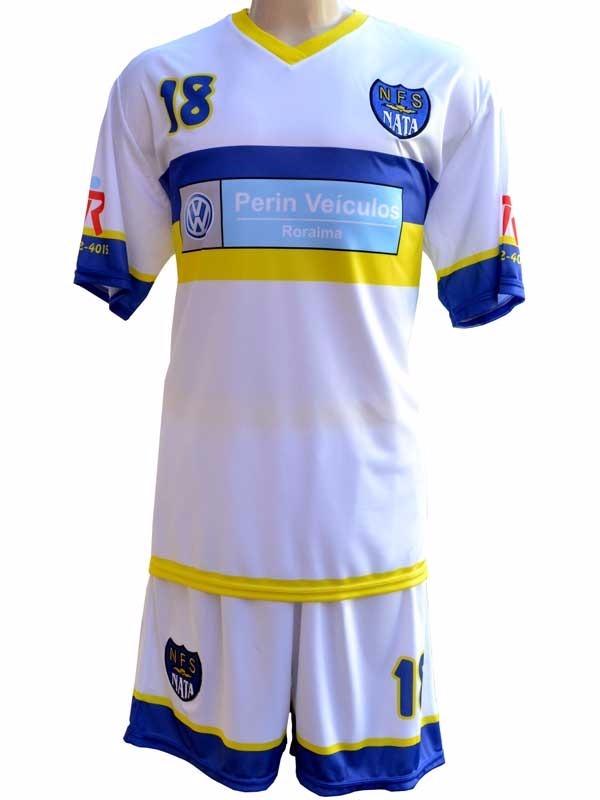 uniforme de futebol personalizado completo 22 conjunto + br. Carregando  zoom. 697e95520dc8b