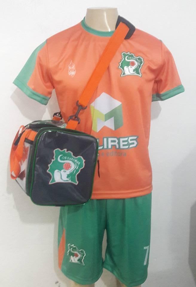 c4aa4badc3 Uniforme De Futebol Personalizado (sem Quantidade Minima) - R  65