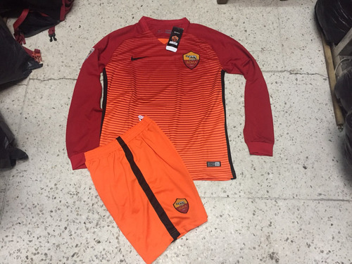 uniforme de la roma para hombre