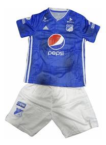 3cf183be Camiseta Millonarios 2019 - Fútbol en Mercado Libre Colombia