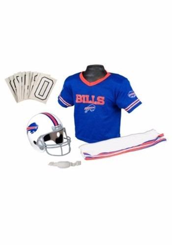 uniforme / disfraz de nfl buffalo bills para niños