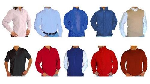 uniforme empresas todo tipo de indumentaria y ropa