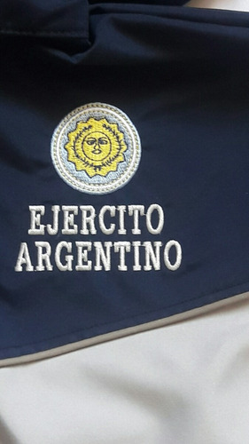 uniforme / equipo gimnasia invierno largo ejercito argentino