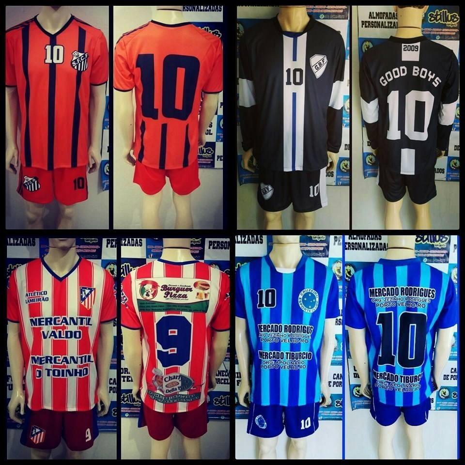 ac2c8a2752 uniforme esportivo futebol short e camisa personalizados 15. Carregando  zoom.