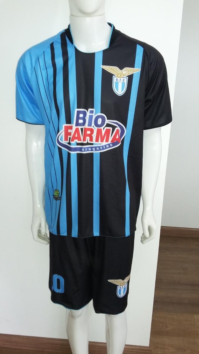 305a3eb80a Uniforme Esportivo Personalizado Futebol Chacara Futsa 15cnj - R ...