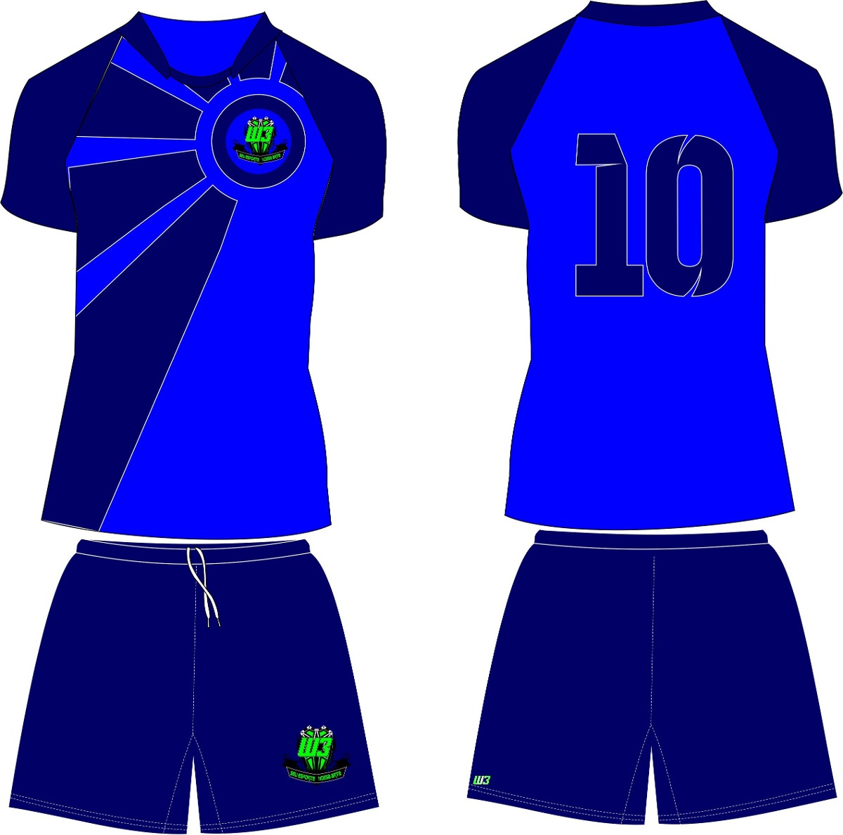1ae6bb51b3 uniforme esportivo personalizado futebol chacara futsa 16cnj. Carregando  zoom.