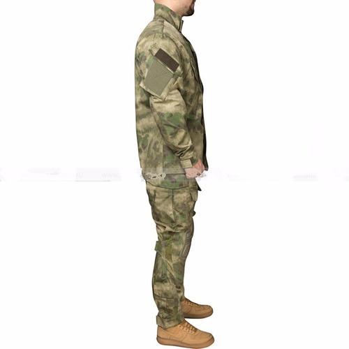 uniforme fuerzas especiales rusas traje táctica  thunder