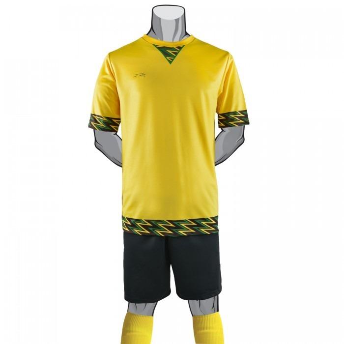 511e5bf289742 Uniforme Futbol Jamaica 2016 Mujer Completo Galgo -   265.00 en ...
