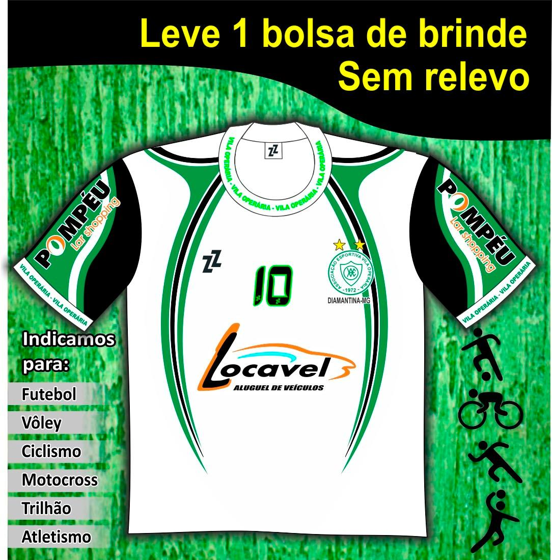 Uniforme Futebol - R  29 cb6625f781c3c