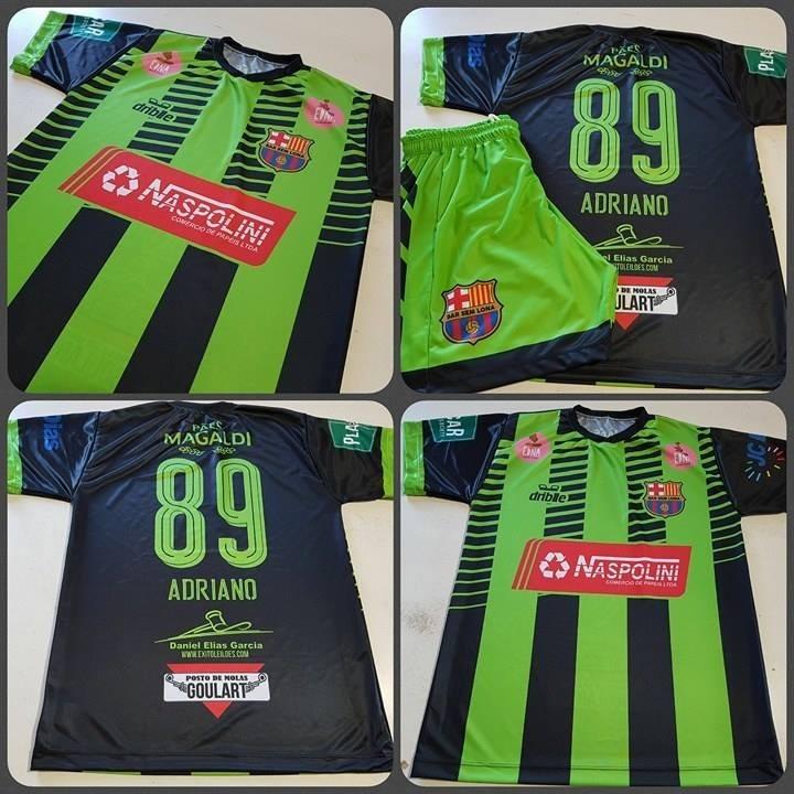 Uniforme Futebol - Uniformes Esportivos Personalizados - R  70 ed3c0c3a15561