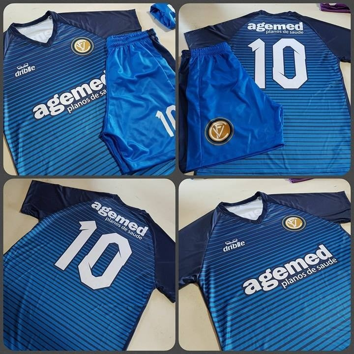 498b6e0837 Uniforme Futebol - Uniformes Esportivos Personalizados - R  70