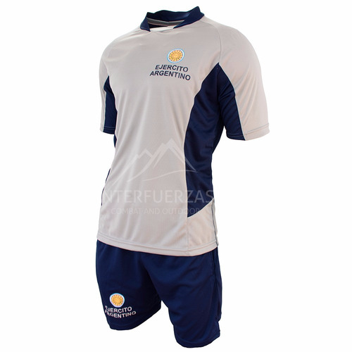 uniforme gimnasia ejercito argentino deportivo