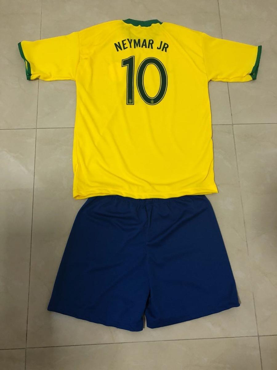 5f8aaaf91c0b9 uniforme infantil brasil seleção brasileira - promoção. Carregando zoom.