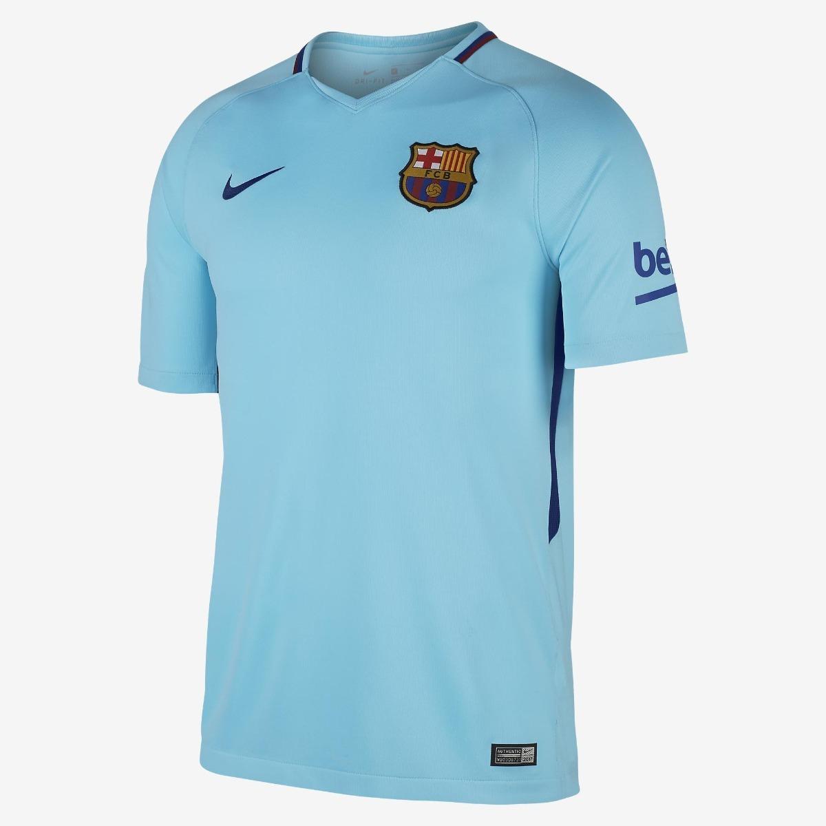 045b9ee5523e1 uniforme infantil camisa e shorts barcelona 2017 oficial. Carregando zoom.