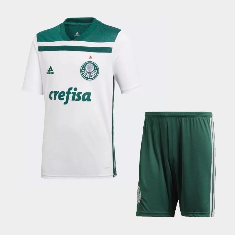 372375f01a uniforme infantil camisa shorts time futebol palmeiras 2018. Carregando  zoom.