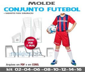 c29ecb44e5 Kit Camisetas E Calções Nike no Mercado Livre Brasil
