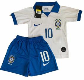 319db5b7bb Kit Infantil Seleção Brasileira Oficial - Futebol com Ofertas Incríveis no  Mercado Livre Brasil