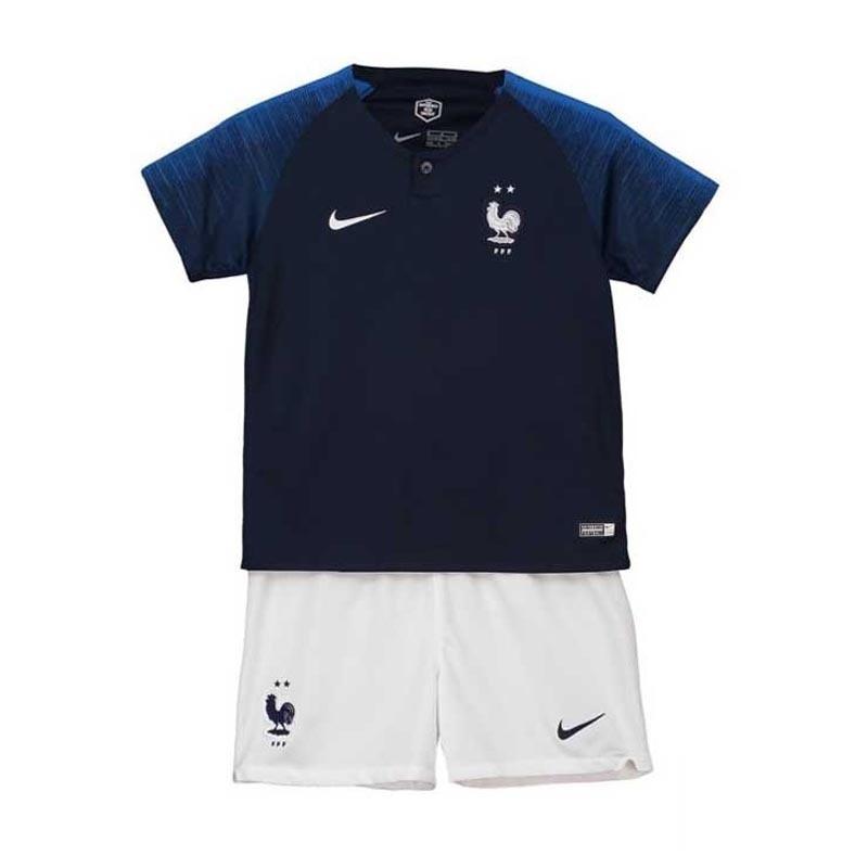 029218ebfb uniforme infantil seleção frança camisa shorts encomenda. Carregando zoom.