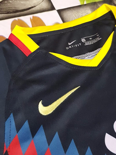 uniforme jersey america local 2018 niño oribe aguilas