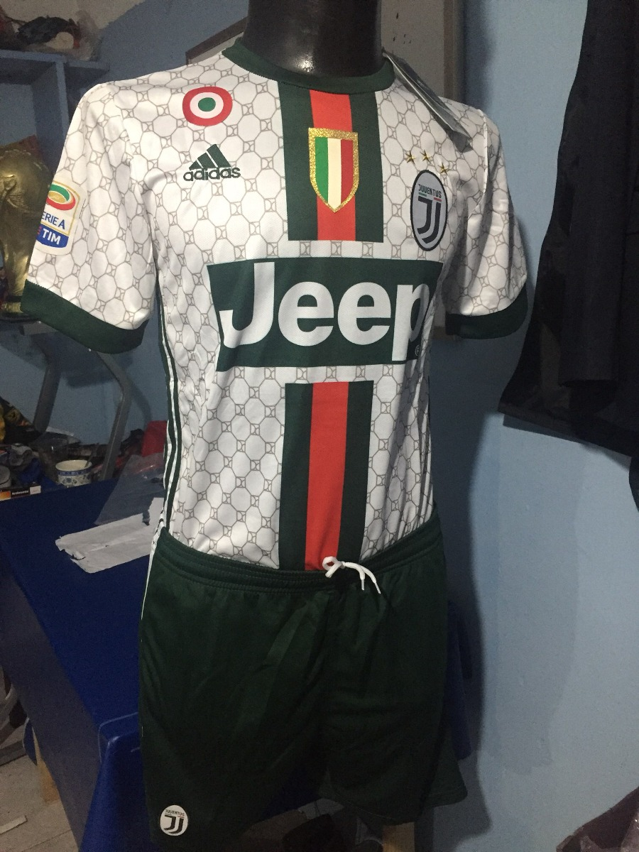low priced 773d6 12b2e Uniforme Juventus Gucci