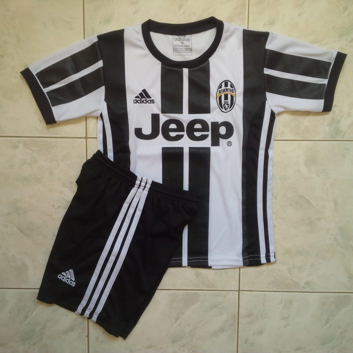 uniforme Juventus niños
