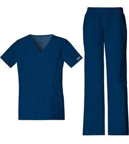 Cherokee Scrub De Pantalon Medico Y Uniforme Mujer BoxQCerdWE
