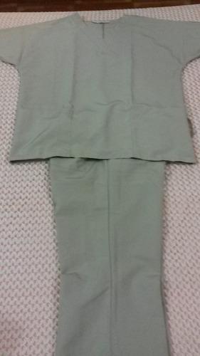 uniforme medico odontologico estetica dama m tela importada