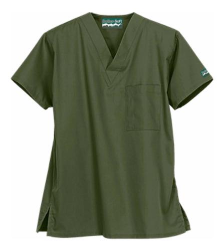 uniforme médico unisex americano