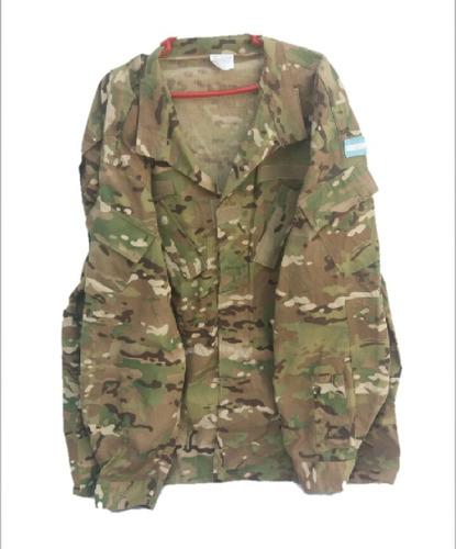 uniforme multicam uca + bonnie de regalo