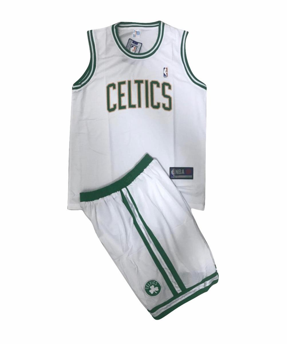 1ab648b0 Uniforme Nba Boston Celtics Blanco (envió Gratis) - $ 60.000 en ...