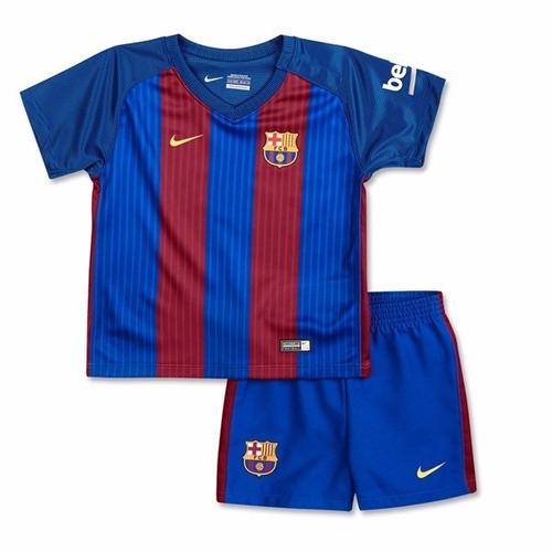 uniforme niño barcelona