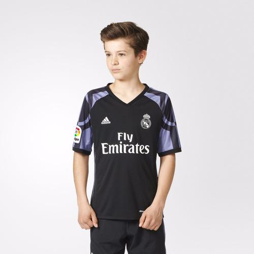 uniforme niño real madrid 2016 2017