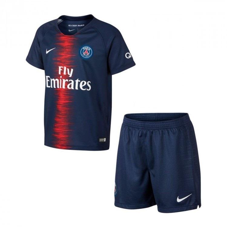 Uniforme Niños Paris Saint Germain - P S G Nuevo 2019 -   57.990 en ... 048425c0ec649