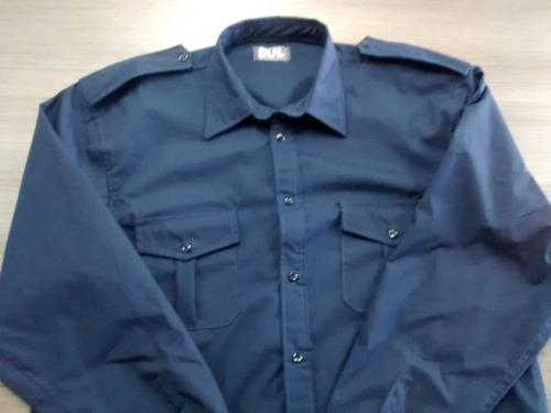 uniforme policial, camisa y pantalón