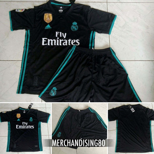 uniforme real madrid
