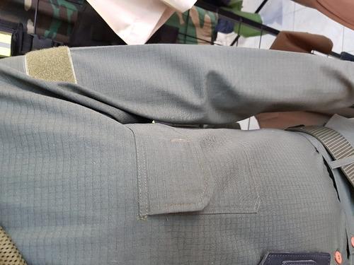 uniforme rip stop gendarmería nacional instrucción y campaña